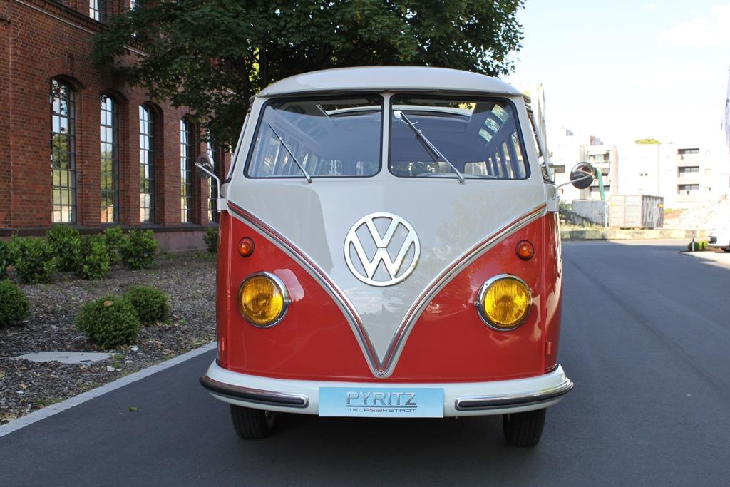 Volkswagen VW T1 Samba Bus « Pyritz Classics GmbH In der ...