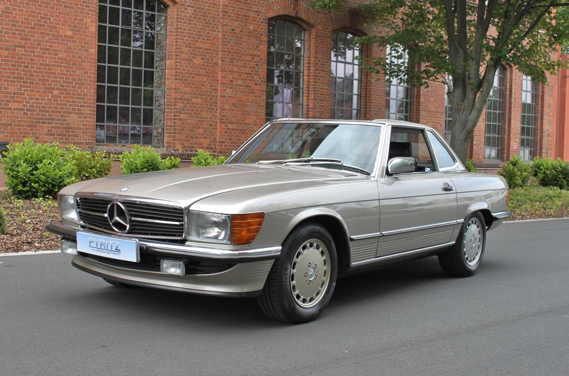 Mercedes benz mercedes benz 420 sl pyritz classics gmbh for Mercedes benz 420