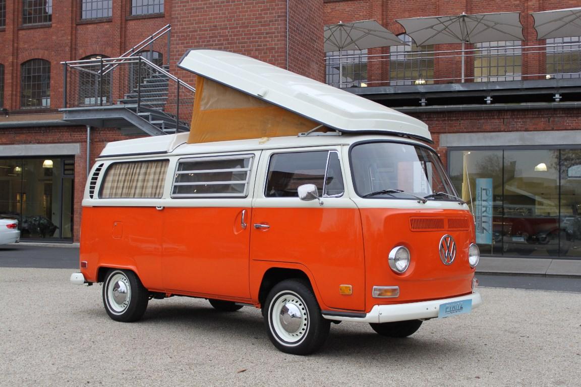 volkswagen vw t2 westfalia camper typ a pyritz classics. Black Bedroom Furniture Sets. Home Design Ideas